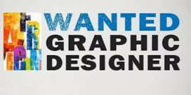 Graphic designer for digital marketing company
