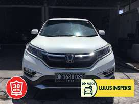[Lulus Inspeksi] Grand CRV Prestige 2015 Sunroof Asli Bali Tangan