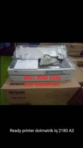 Printer Epson LQ 2180 Dotmatrix - Ready