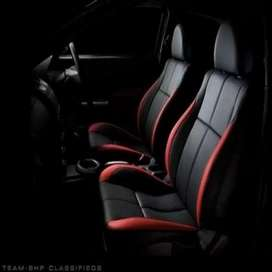 Seat covers available