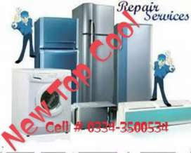 A/C and Refrigeration Repairing