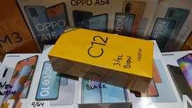 REALME C12 3GB+32GB BNIB BARU
