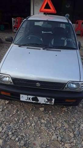 Maruti Suzuki 800 2011 LPG/Petrol Well Maintained