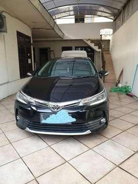 Corolla Altis Tipe V tahun 2017