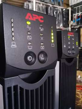 Online Apc UPS 1kva, 2kva box pack ,for Medical,data centers,others