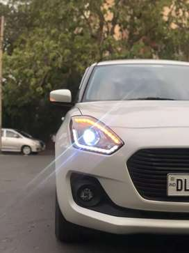 New swift headlights