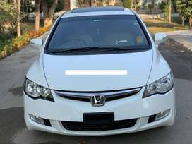 Honda Civic 2009 ( Corporate Automobile Pvt Ltd )