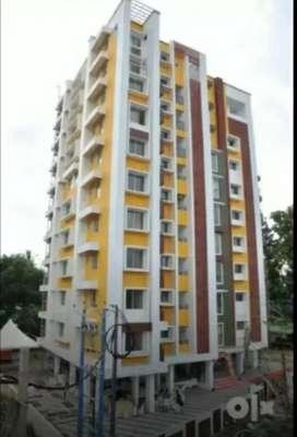 Aluva desham 1 bhk semi furnished flat for rent