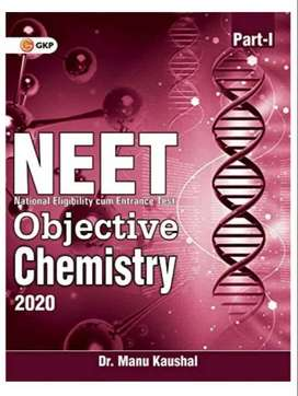 Objective Chemistry for NEET/JEE-PART I And II (11th and 12th)I