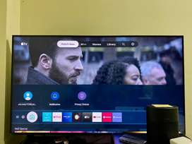 SAMSUNG UHD TV (UA43TU8000LBXL)
