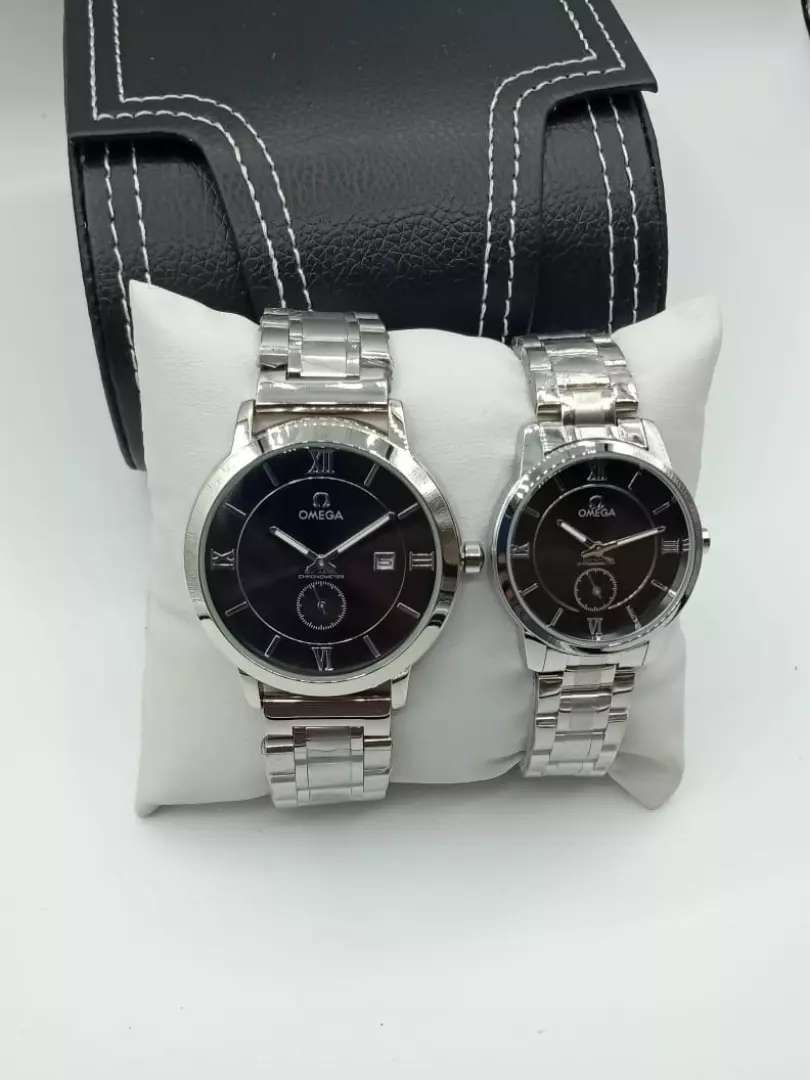 Stainless steel Watches 0