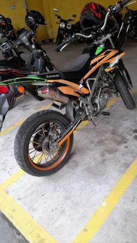 Kawasaki klx type s