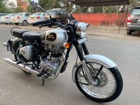 Only 6000km Driven Classic 350cc