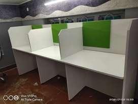 Brand new office workstation