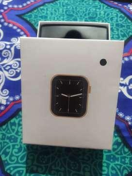 Unisex Touch Wrist Watch.