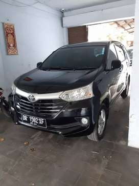 Toyota grand avanza E automatic 2016