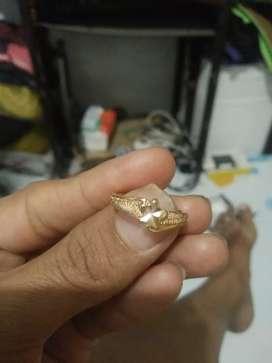 cincin cewek baru