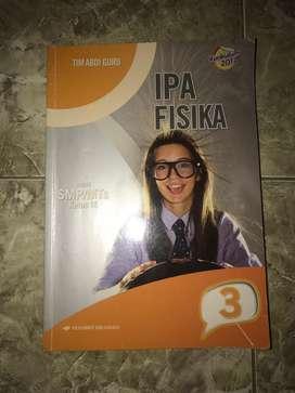 Buku IPA FISIKA Kelas IX SMP