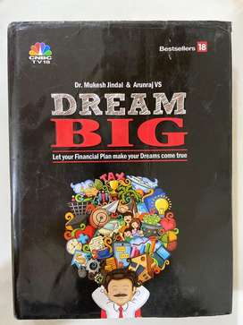 Dream big by Dr mukesh jindal & Anuraj VS