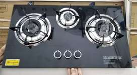 Gas Hub 3 Burner Available At Whole Sale Rate