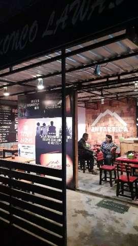 Tempat Usaha Cafe,tmpt makan,angkringan