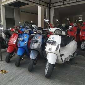 Vespa sprint S iget ABS facelift 2019 lokasi Bali .Dharma motor