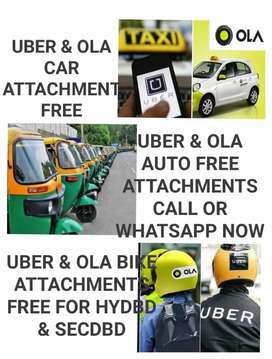 UBER & OLA BIKE AUTO & CAR ATTACHMENTS FREE DONE HERE