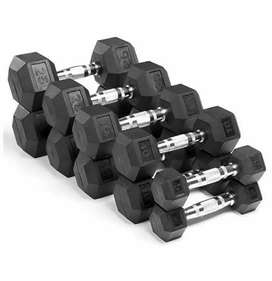 Hexa Dumbell Bouncer Dumbell Rs 115 per kg And Many More Gym Items