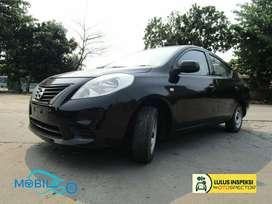 [Lulus Inspeksi] Mobil Go - Nissan Almera 2013 - Bisa Kredit
