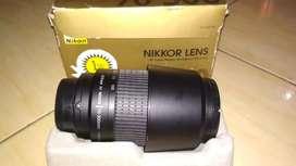 Nikkor Lens AF zoom 70-300mm