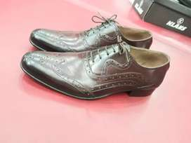 Real Leather shoes Double Leather sole