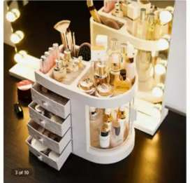 Large capacity Cosmetic Makeup and jewelry storage box