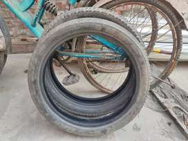 Pulsar 180 Used Front Tyre For Sale