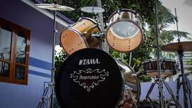 Professional [TAMA IMPERIALSTAR ] Drum Set for Sale Excellentcondition