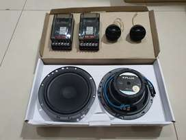Speaker 2 Way Flux Sporty 260 Normal dengan crossover