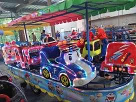 Odong mini coaster pancingan magnet/air RAA