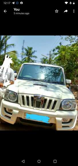 Mahindra Scorpio 2010 4×4 Scorpio diesel well maintained mHawk engine