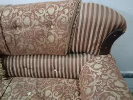 Sofa Five seater , used 5 year