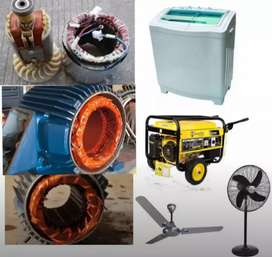 Motors repairing service in all karachi home and offices