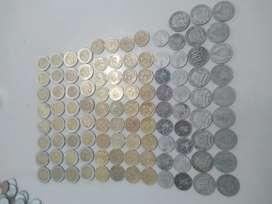Uang koin jadul