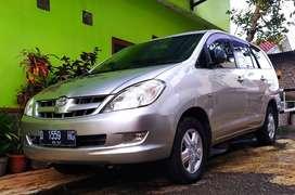 Toyota Kijang Innova G MT 2006 I 2005 Bisa Tukar Rush 2007 Terios 2008