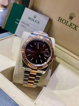 Rolex Male Branded Watches.