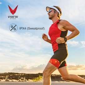 VYATTA Go BOOM Bluetooth Earphone / Headset Mono - Connect 2 Phones -
