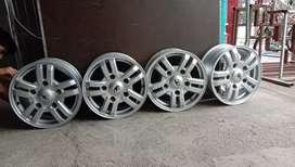 Wheel scoerpio 4pic