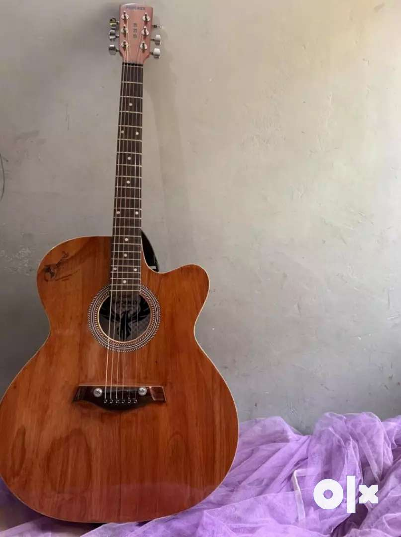 Acoustic guitar full new condition