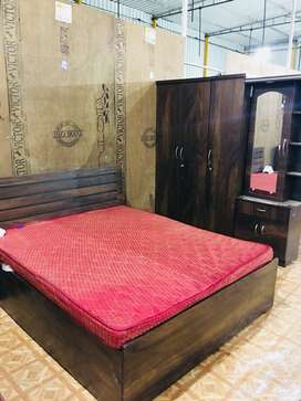 Decent piece new Bedroom set .
