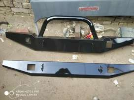 Jeep front bumper available