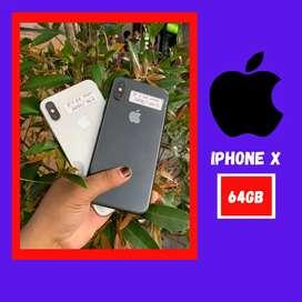 TOP PROMO!! SECOND IPHONE X 64 GB INTER-MULUS