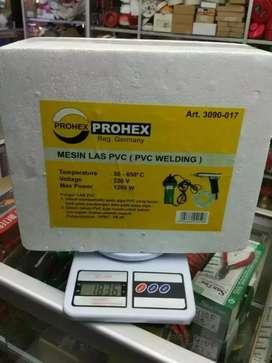 Mesin Las Pipa PVC PROHEX GERMANY Plastic Welding Machine COD BDG