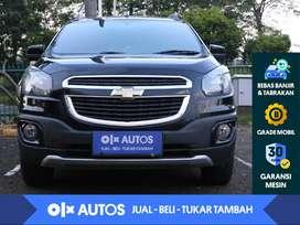 [OLX Autos] Chevrolet Spin 1.5 ACTIV A/T 2015 Hitam
